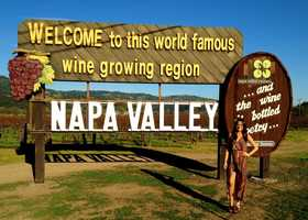 """One spot I can't get enough of is beautiful Napa Valley. The picturesque vineyards and small city centers are perfect for a relaxing weekend, and the best part is it's so close to Sacramento!  If you head here, don't miss Yountville.""--Natalie Brunell, reporter"