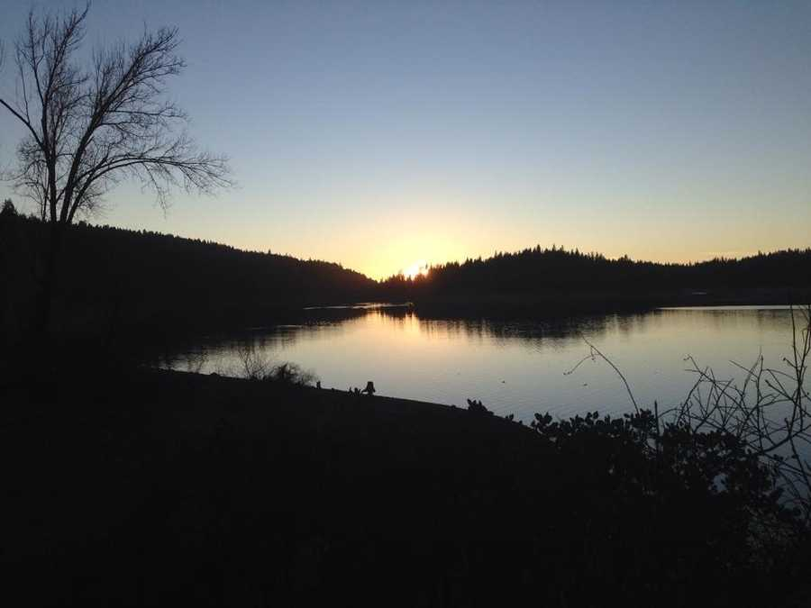 """Sly Park in Pollock Pines is a beautiful outdoor location situated along Jenkinson Lake. This is one of my favorite spots for hiking and watching sunsets.""--Tamara Berg, meteorolgist"