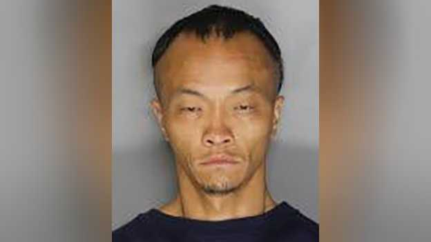 David Moua, 31, was arrested for stabbing death at Ahern Street in Sacramento.