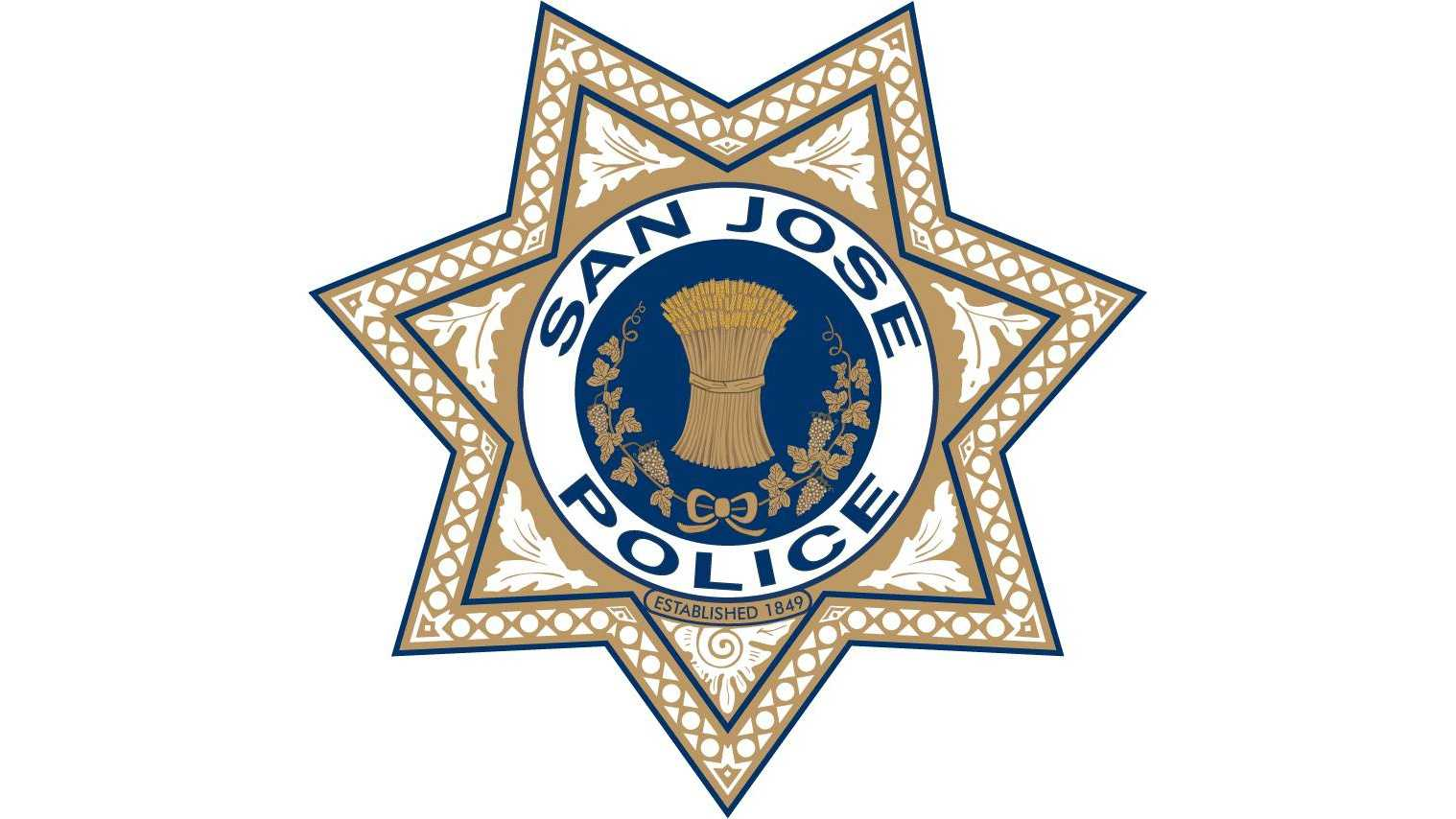 San Jose Police Department badge