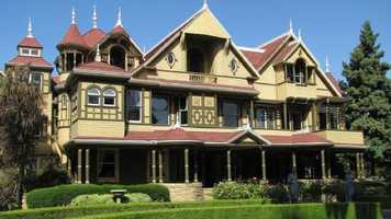 """Get a good spook at the Winchester Mystery House, in San Jose. I had a great time at the Winchester Mystery House in San Jose with my daughters. I would definitely go again. All my pictures have mysteriously disappeared, though ... hmm.""--Dave Allen, LiveCopter 3 pilot"