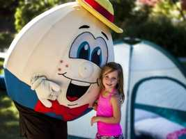 What: Family Campout (June)Where: Fairytale TownWhen: Fri 5:30pm-Sat 7amClick here for more information about this event.