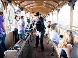 What: Father's Day Old Vine ExpressWhere: Sacramento RiverTrain - West SacramentoWhen: Sat 6pm-9pmClick here for more information about this event.