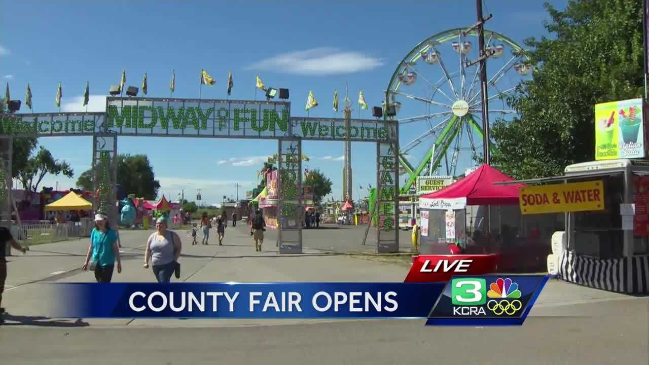 The San Joaquin County Fair is back in Stockton two years after it was canceled due to declining attendance.