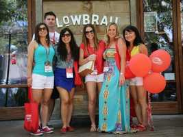 What: 7th Annual Red Shoe CrawlWhere: Downtown SacramentoWhen: Sun 1pm-5pmClick here for more information on this event.