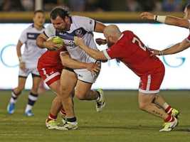 What: International Rugby: USA Men's Eagles v. RussiaWhere: Bonney FieldWhen: Sat 7pmClick here for more information on this event.