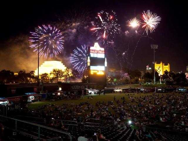 What: Fourth on the FieldWhere: Raley FieldWhen: Mon 6pm-10pmClick here for more information about this event.