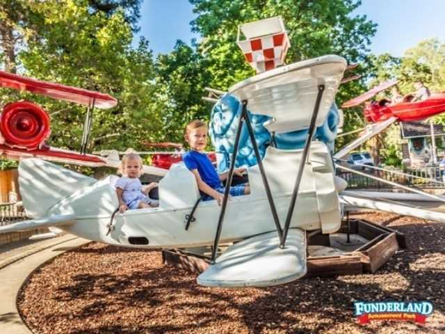 What: Free Fourth at Funderland Military Family DayWhere: Funderland Amusement ParkWhen: Mon 11am-5pmClick here for more information about this event.