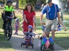 What: Salute to the Red, White, and BlueWhere: Elk Grove Regional ParkWhen: Mon 4pm-10pmClick here for more information about this event.