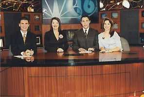 22.) I started out as a weather anchor at the NBC affiliate in Joplin. Luckily, the station trained me because, let's be honest, Southern California pretty much has the same type of weather year-round, so I knew very little about thunderstorms, ice storms or tornadoes. I loved it and sometimes still miss covering weather.