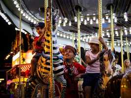 What: California State Fair 2016Where: Cal ExpoWhen: Main Gate: Fri-Sun 10am-10pm&#x3B; Midway Fri-Sun 11am-MidnightClick here for more information about this event.