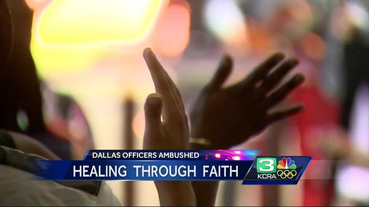 Praying for peace, healing through prayer