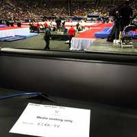 KCRA 3's Michelle Dapper was in San Jose on Sunday, July 10 for the final day of the U.S. Women's Gymnastic Summer Olympic Trials. Here's a look behind-the-scenes before the competition.