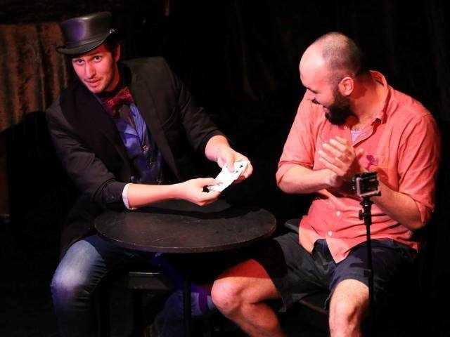 What: The Magic of Ryan KaneWhere: Green Valley TheatreWhen: Fri & Sat 8pm&#x3B; Sun 2pmClick here for more information about this event.