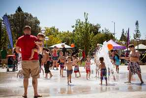 In honor of National Parks and Recreation Month, here's a list of fun and free things to do with your kiddos in the Greater Sacramento Area.