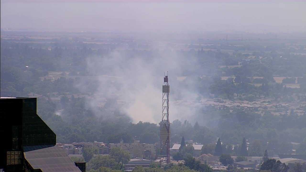 Fire Volunteers  City of Stockton CA