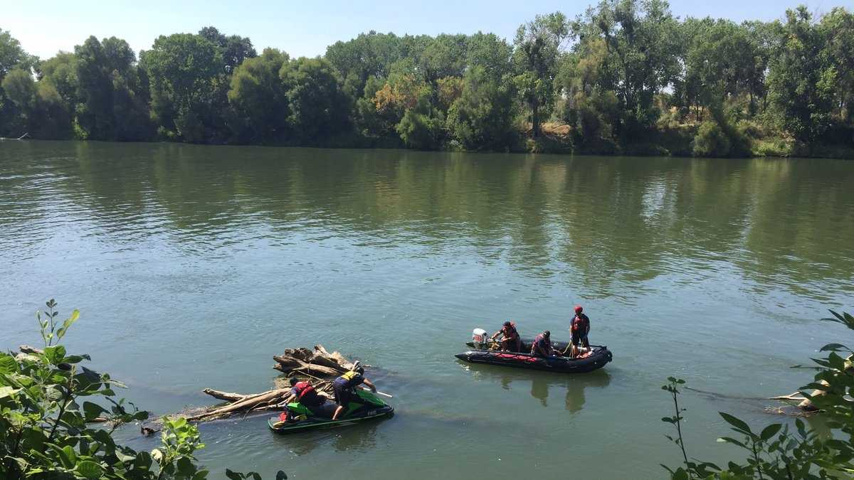 Body recovered from Sacramento River Wednesday.
