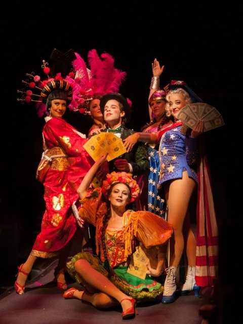 What: CabaretWhere: Wells Fargo PavilionWhen: Fri 7:30pm&#x3B; Sat 2pm & 7:30pm&#x3B; Sun 3pmClick here for more information about this event.