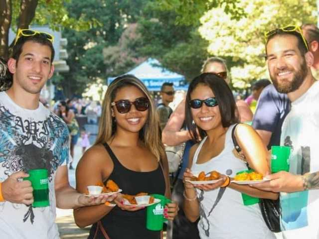 What: Sactown Wings 2016Where: Southside ParkWhen: Sun 3pm-7pmClick here for more information about this event.
