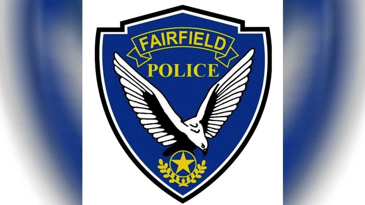 Fairfield Police Department logo