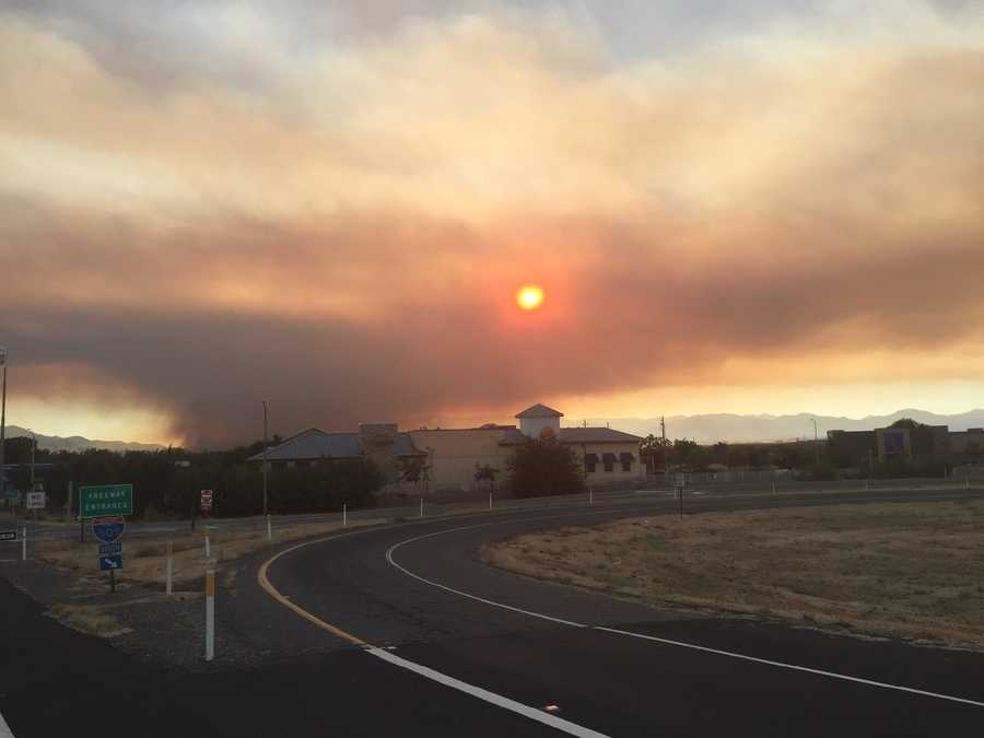 Grass fire near Winters, dubbed the Cold Fire, has burned 200-acres.