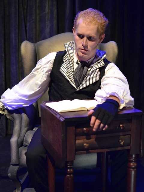 What: Nevermore: The Imaginary Life and Mysterious Death of Edgar Allan PoeWhere: Grange Performing Arts CenterWhen: Fri & Sat 8pm&#x3B; Sun 7pmClick here for more information about this event.