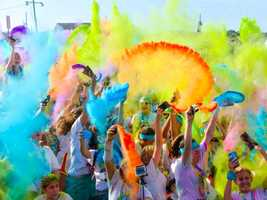 What: The Color Run: Tropicolor World TourWhere: Raley FieldWhen: Sat 8am-NoonClick here for more information about this event.
