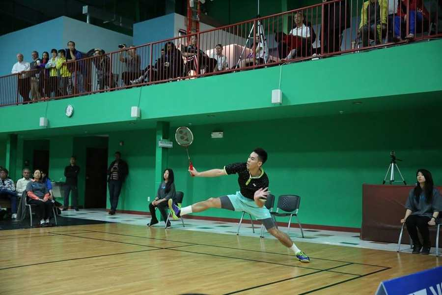 Now, 14 years after he hit the court, Shu is in the Olympics. The US sent its largest badminton team ever to Rio.