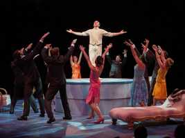 What: Nice Work If You Can Get ItWhere: Wells Fargo PavilionWhen: Fri 7:30pm&#x3B; Sat 2pm & 7:30pm&#x3B; Sun 3pmClick here for more information about this event.