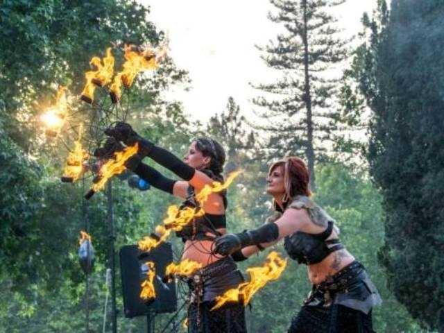 What: The 9th Annual Fire Spectacular: The Ring of FireWhere: William Land ParkWhen: Sat 6pm-11pmClick here for more information about this event.