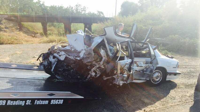 I  Car Crash Aug