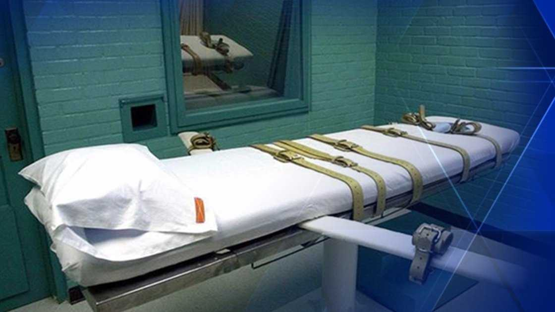 Death penalty file photo