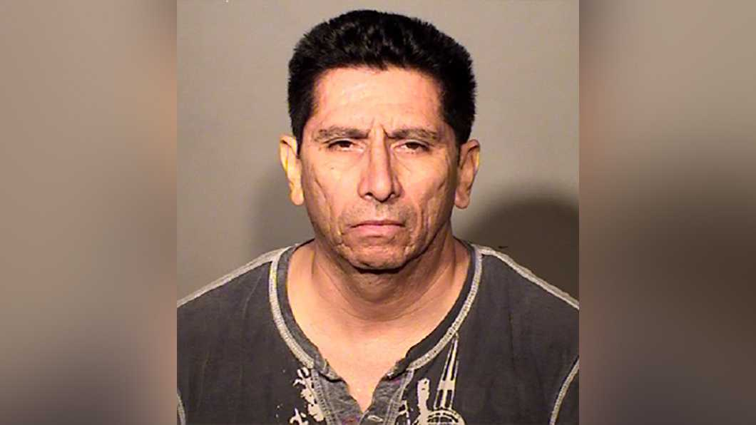 Carlos Loya, 50, was arrested Wednesday, Aug. 17, 2016, the Modesto Police Department said.