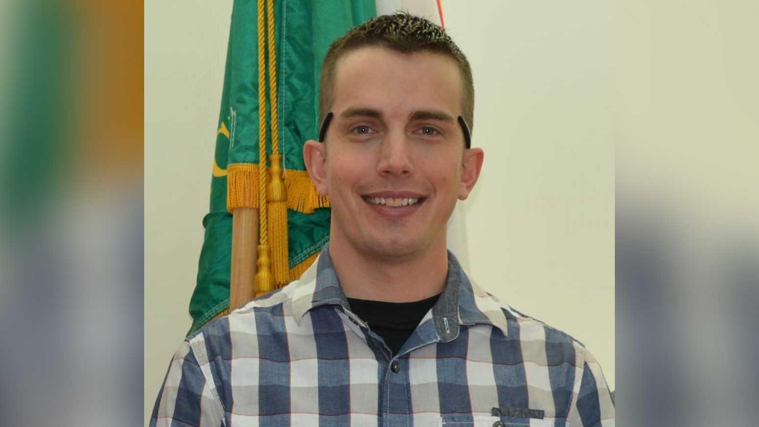Placer County Sheriff's Deputy Austin Harper