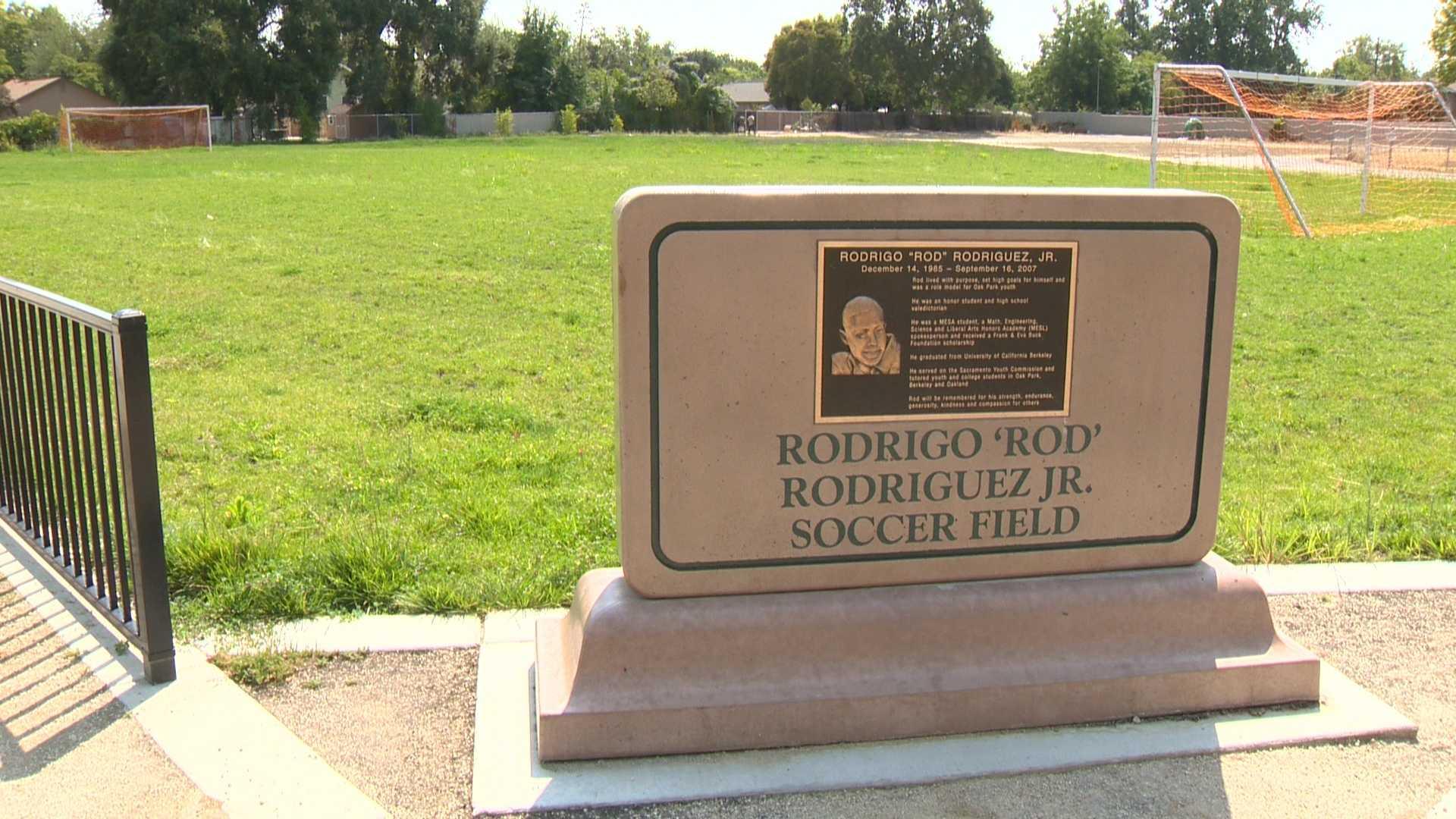"""Rod"" Rodriguez Soccer Field"
