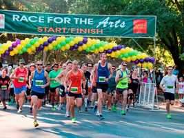 What: 18th Annual Race for the ArtsWhere: William Land ParkWhen: Sat 7am-1pmClick here for more information about this event.