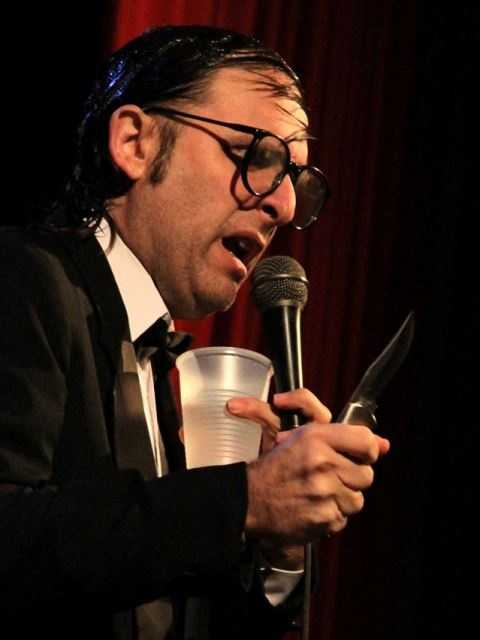What: The Comedy of Neil HamburgerWhere: Harlow'sWhen: Fri 10pmClick here for more information about this event.