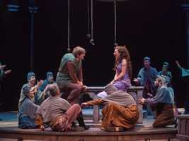 What: The Hunchback of Notre DameWhere: Wells Fargo PavilionWhen: Fri 7:30pm&#x3B; Sat 2pm & 7:30pm&#x3B;Sun 3pmClick here for more information about this event.