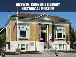 The museum is 102 years old now, according to the Roseville Historical Society website.