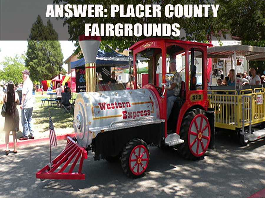 The fairgrounds are home to the Placer County Fair and the All American Speedway.