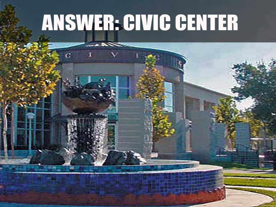 Roseville's City Hall or Civic Center houses city resources for the residents of Roseville.