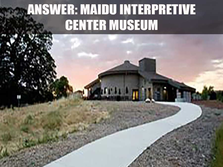 The museum offers individuals a unique look into the culture of the Nisenan Maidu who called this location home for thousands of years.