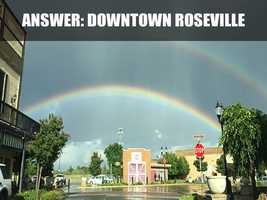 The area boasts being the heart of Roseville that combines historic buildings and unique businesses.