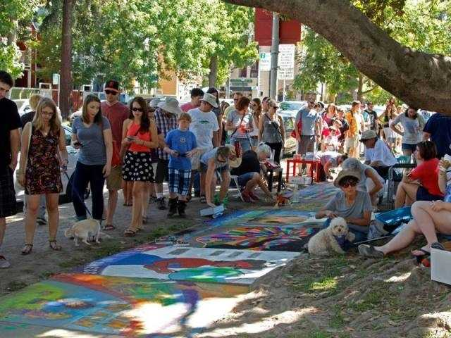 What: Chalk It Up Sacramento 2016Where: Fremont ParkWhen: Sat-Mon 10am-6pmClick here for more information about this event.