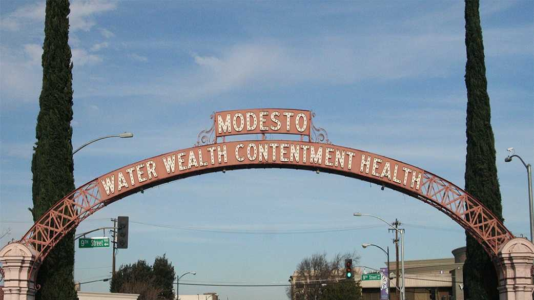 can you name all of these modesto landmarks
