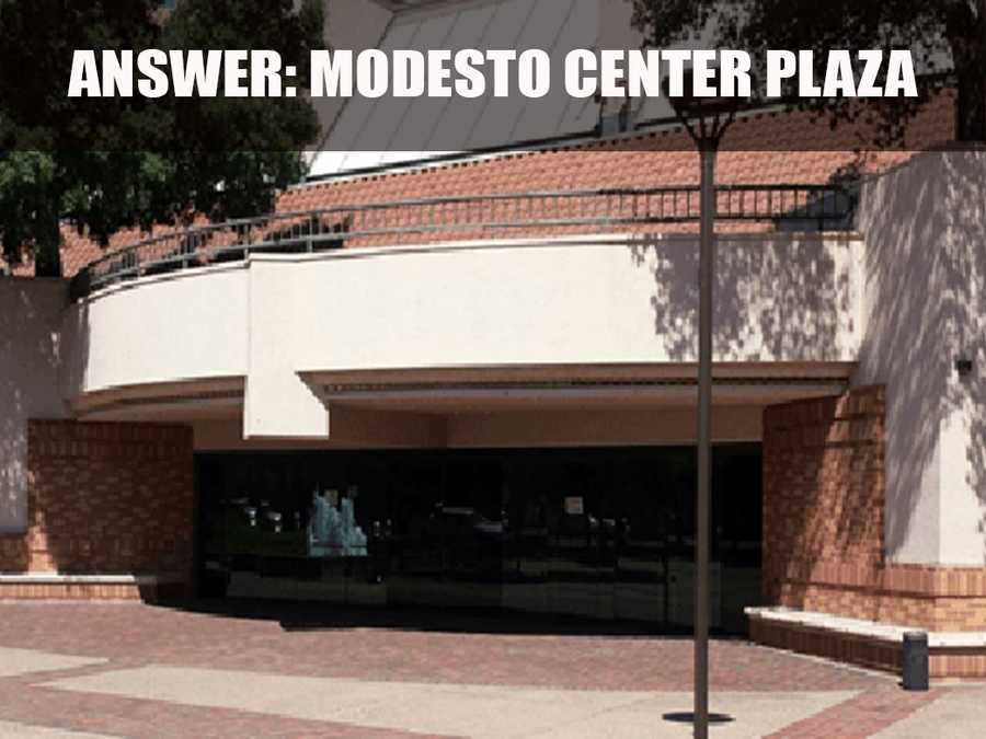 The Modesto Center Plaza is a multi-use space that provides a unique environment for events for either small or huge crowds.