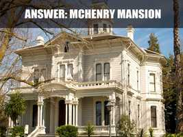 The McHenry Mansion was built in 1883 by Robert and Matilda McHenry at the corner of 15th and I streets.
