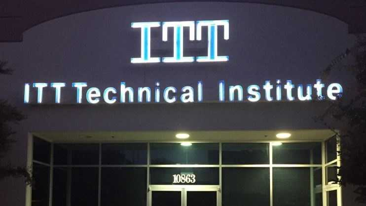 ITT Technical Institute in Rancho Cordova