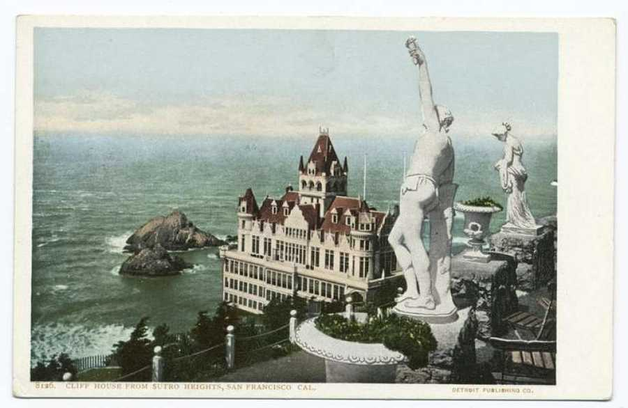 Read more about the history of the postcards at the SFGate.com