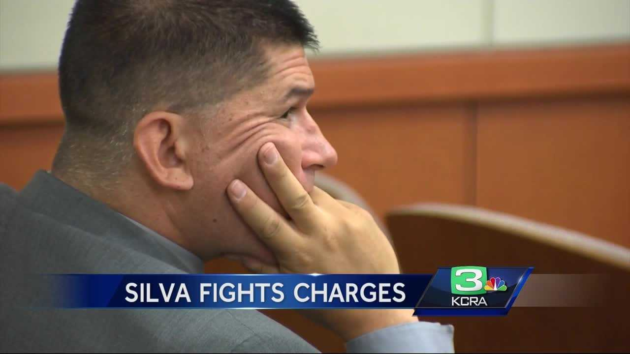 Stockton Mayor Anthony Silva was back in court Wednesday and his attorneys filed four motions, including a motion to dismiss his case in Amador County.